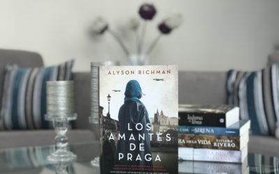 «Los amantes de Praga» de Alyson Richman