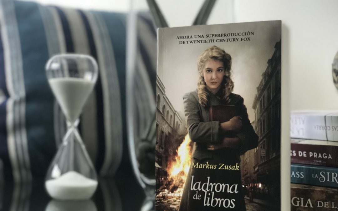 «La ladrona de libros» de Markus Zusak