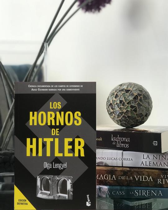 «Los hornos de Hitler» de Olga Lengyel