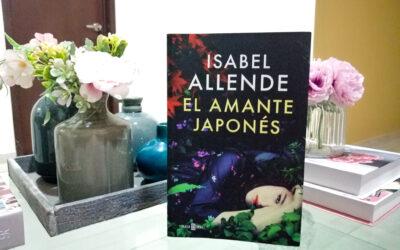 El amante japonés, de Isabel Allende.