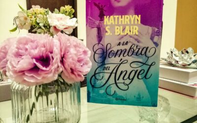 «A la sombra del Ángel» de Kathryn S. Blair