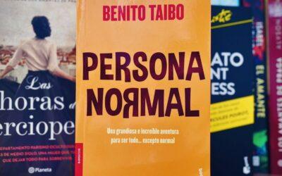 «Persona Normal» de Benito Taibo