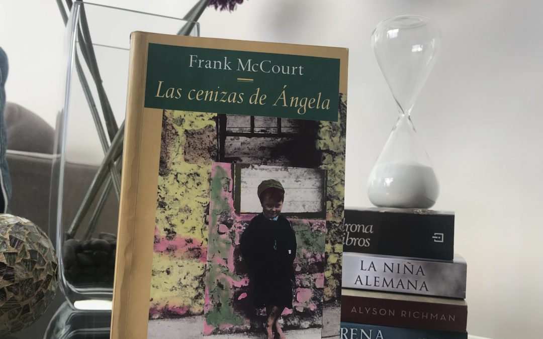 «Las cenizas de Ángela» de Frank McCourt