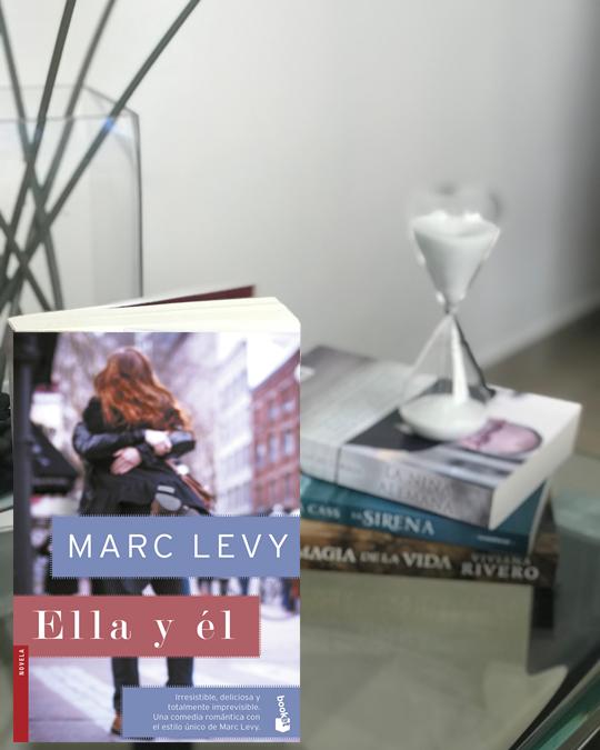«Ella y él» de Marc Levy