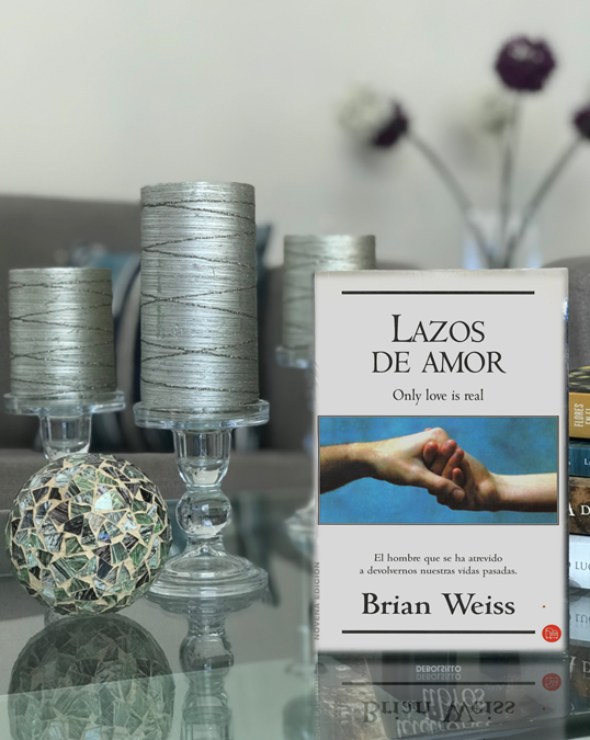 «Lazos de amor» de Brian Weiss