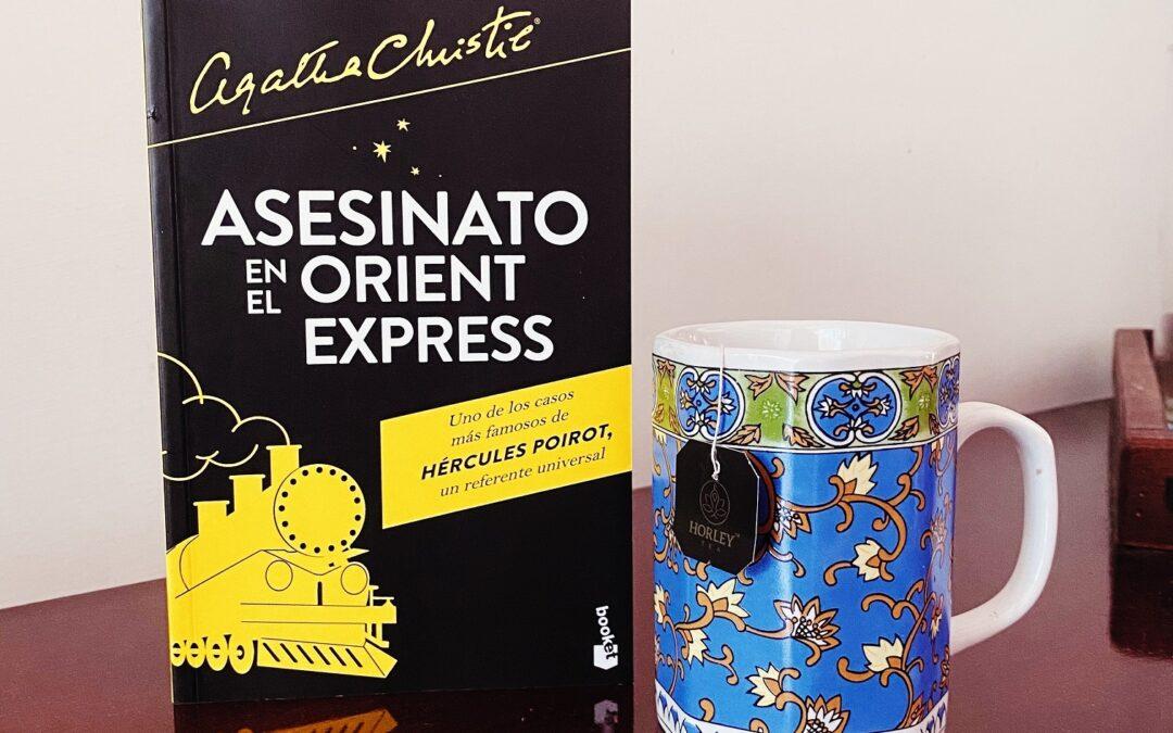 «Asesinato en el Orient Express» de Agatha Christie
